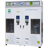 Double Doors Water Vending Machine