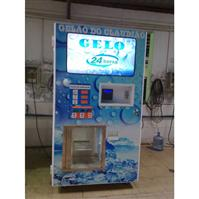 Bag Ice Vending Machine
