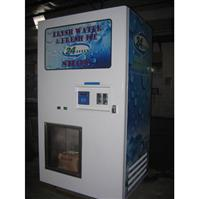 Edible Ice Vending Machine